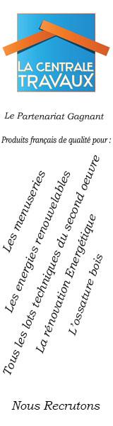 LA CENTRALE TRAVAUX